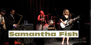 Samantha fish chills fever tour sellersville theater for Samantha fish chills and fever