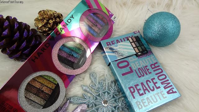 Hard Candy Glitter Gel Set & Glam Kit