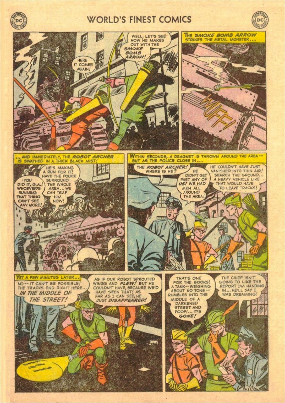 Read online World's Finest Comics comic -  Issue #58 - 20