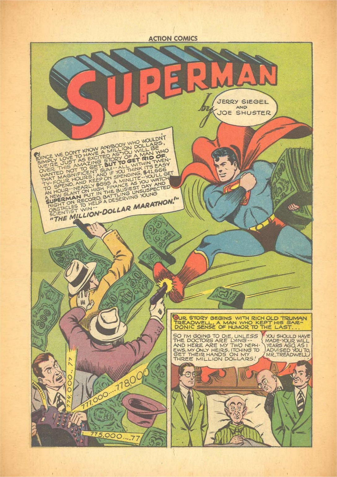 Action Comics (1938) 65 Page 2