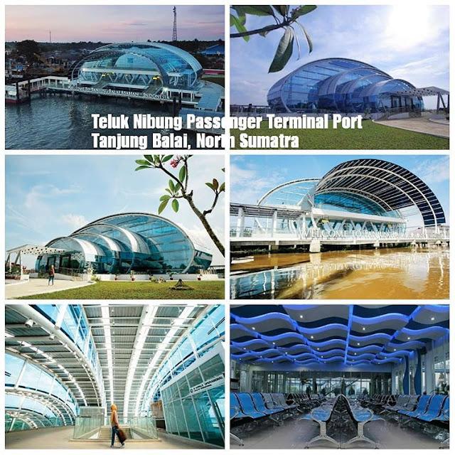 pelabuhan penumpang di seluruh Indonesia