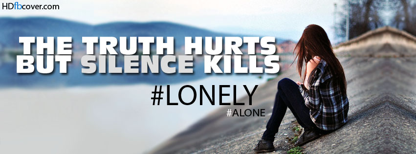 sad cover photos for lonely people i 39 m so lonely