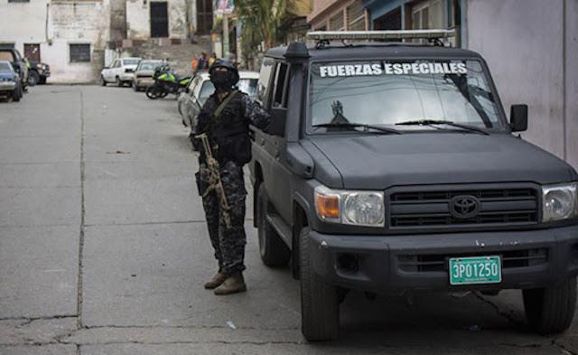 FAES, el grupo de exterminio de la Policía Nacional Bolivariana #MonitorDeVíctimas