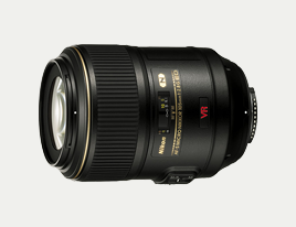 Nikkor 105mm f/2,8 - Nikon