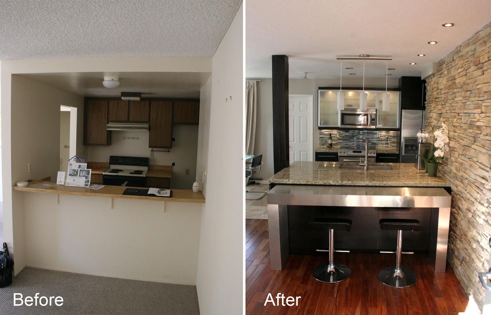 Interiores y 3d reformas de cocina antes y despu s for Cocinas antes y despues