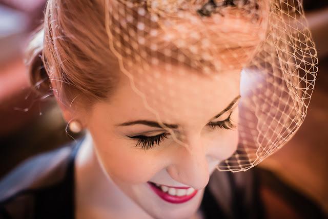 birdcage veil , devon wedding, exmoor wedding rockrose photography