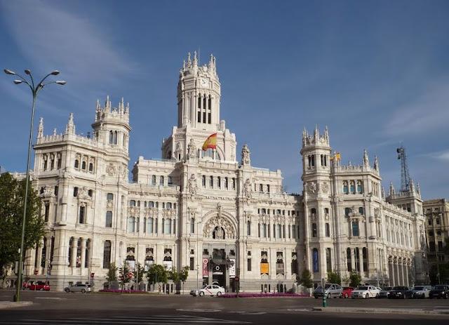 Palacio des Comunicaciones