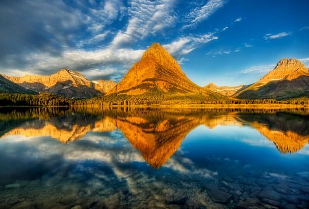 Montana Glacier National Park