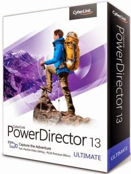 DOWNLOAD CYBERLINK POWERDIRECTOR 13 ULTIMATE FULL VERSION + CRACK