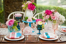 April's Food Holidays and Featured Tablescape