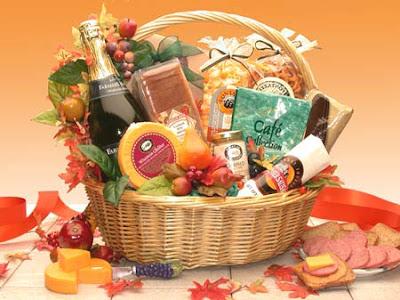 Kim's La Bella Baskets Fall Gift Baskets Thanksgiving Gourmet