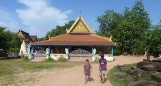 Pagoda Wat Athvear