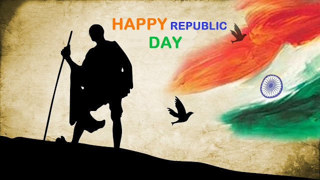 Inspirational Essay On Republic Day (26 January 2018) For Students : Std Class 8 ,1 and 3