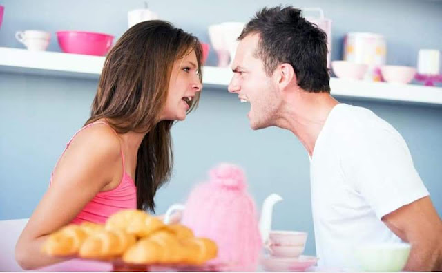 لنْدِّية بين الأزواج إلى أين ؟
