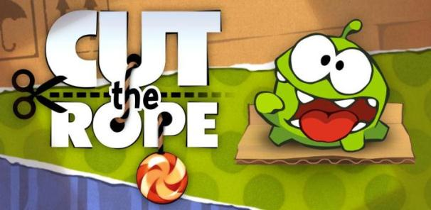 Cut the Rope desde Google Chrome