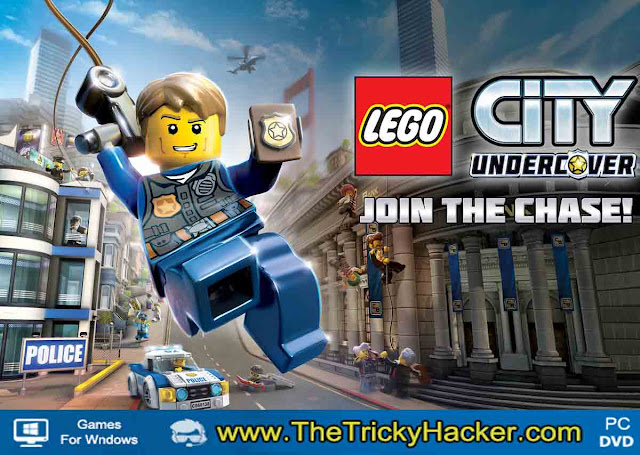 LEGO City Undercover Free Download Full Version Game PC