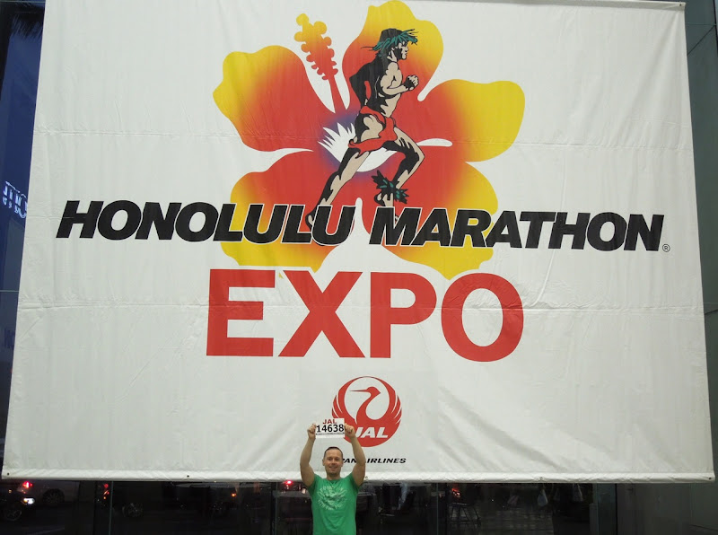 Honolulu Marathon Expo 2012