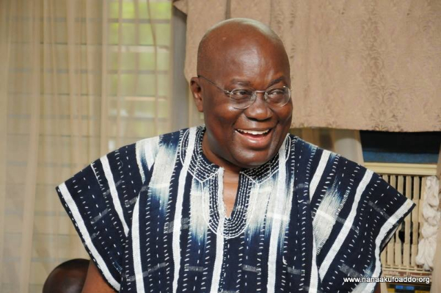 My Critics Are Ashamed  –  Akufo Addo