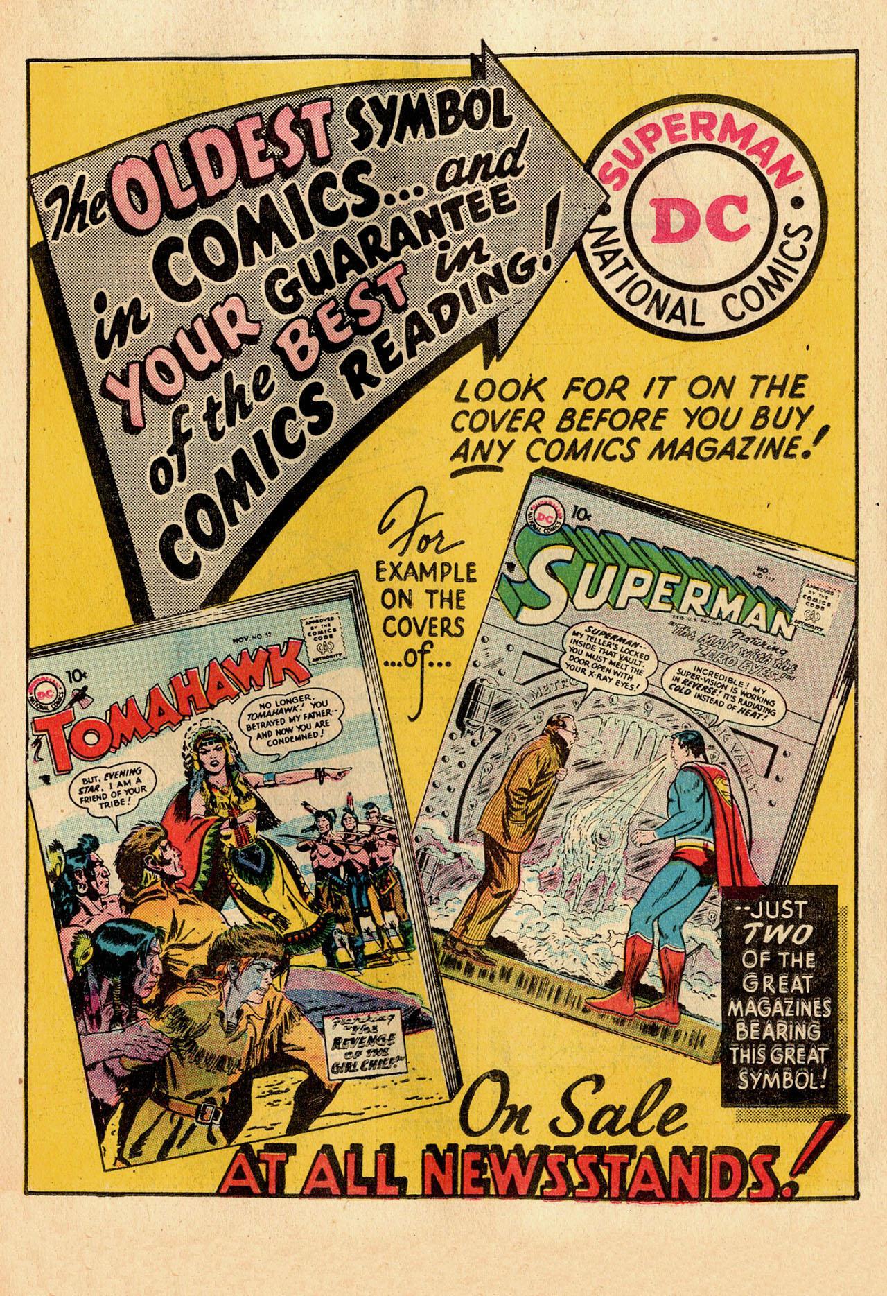 Read online World's Finest Comics comic -  Issue #91 - 17