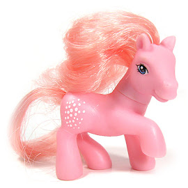 MLP Cotton Candy Dolly Mix Series 1 G1 Retro Pony