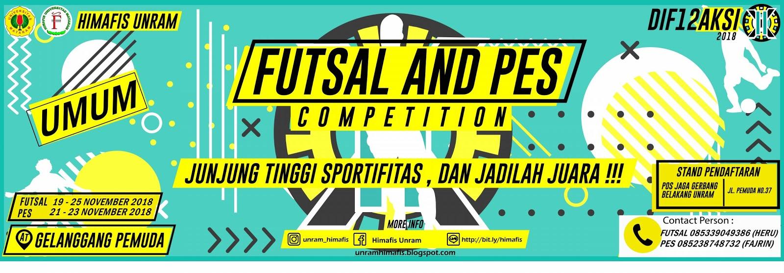 Futsal dan PES