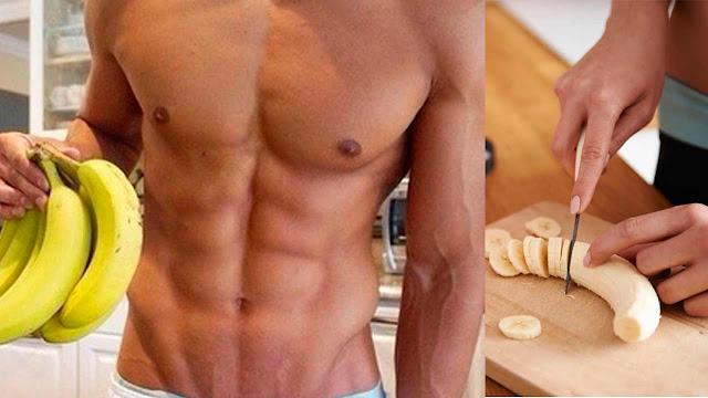 fitness plátano beneficios