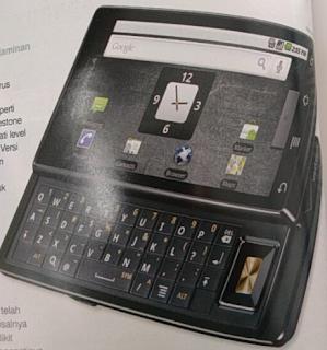 Review Motorola Milestone: Puncak Kenyamanan