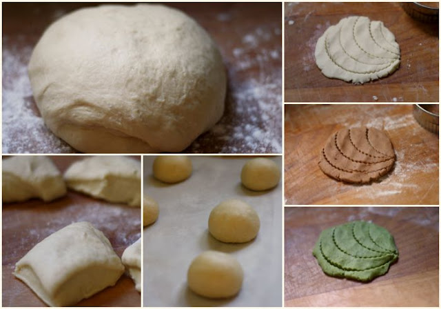 making conchas