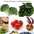 9 food that pack a nutritional punch | Health & nutrition