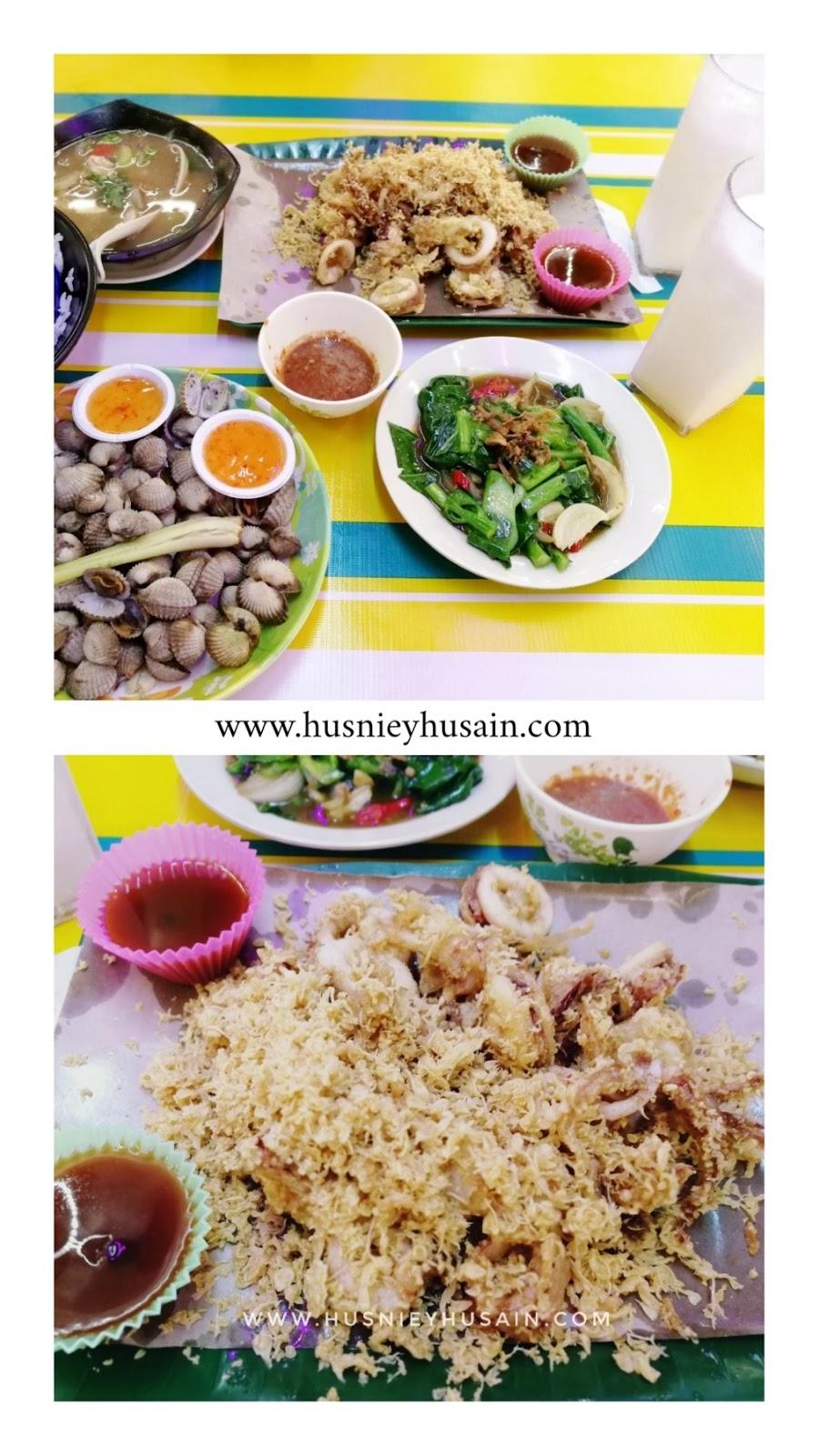Cadangan Tempat Makan Best Di Pantai Kelulut Marang Terengganu Husniey Husain