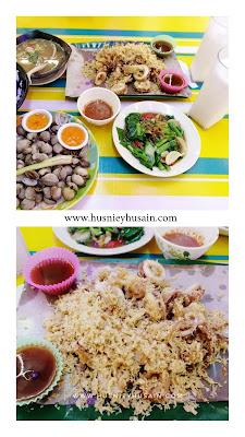 Cadangan Tempat Makan Best di Pantai Kelulut Marang, Terengganu