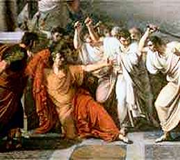 Why was caesar assassinated essay