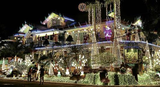 Christmas House, Cainta