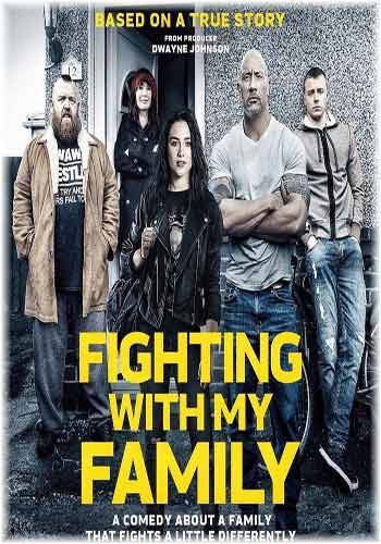 Fighting with My Family 2019 HDTCRip 480p 300MB
