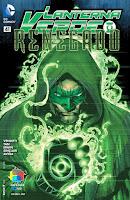 Os Novos 52! Lanterna Verde #41