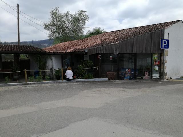 Moinho Bar entrada