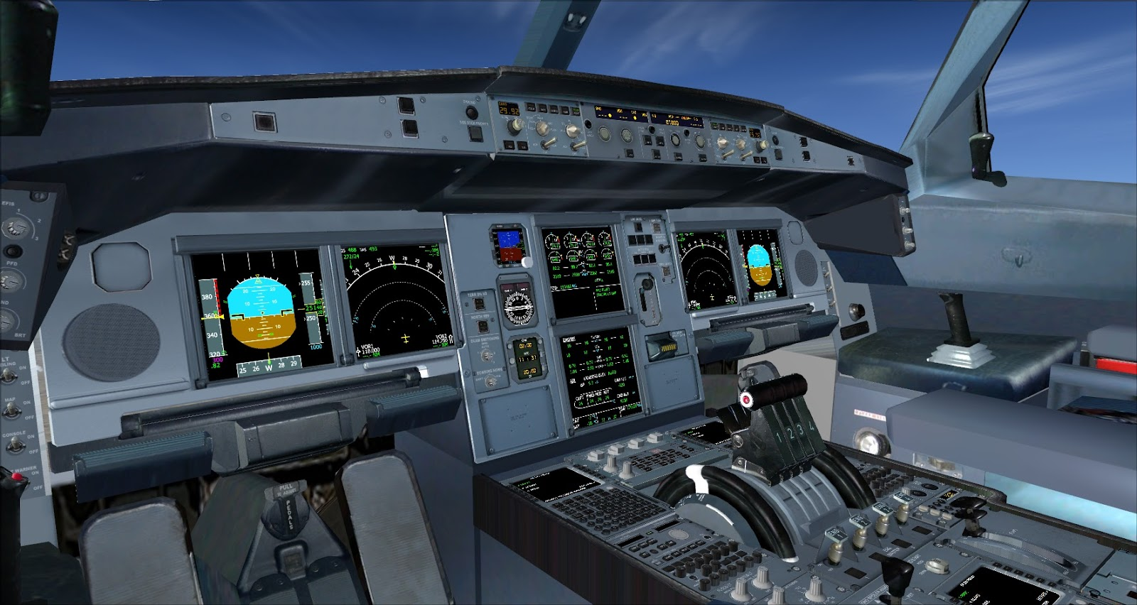 Wilco airbus 2