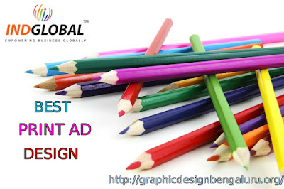 Print Ad Design Services Bangalore