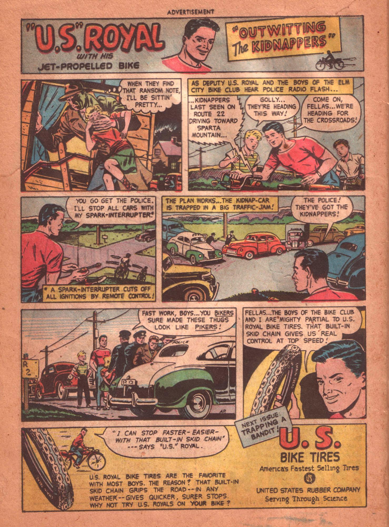 Read online Detective Comics (1937) comic -  Issue #125 - 36