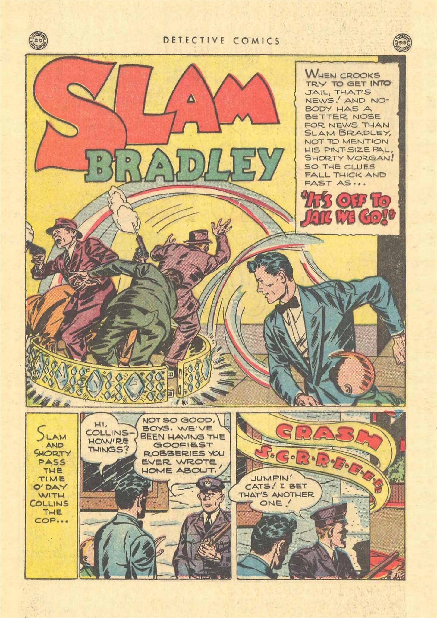 Read online Detective Comics (1937) comic -  Issue #109 - 16