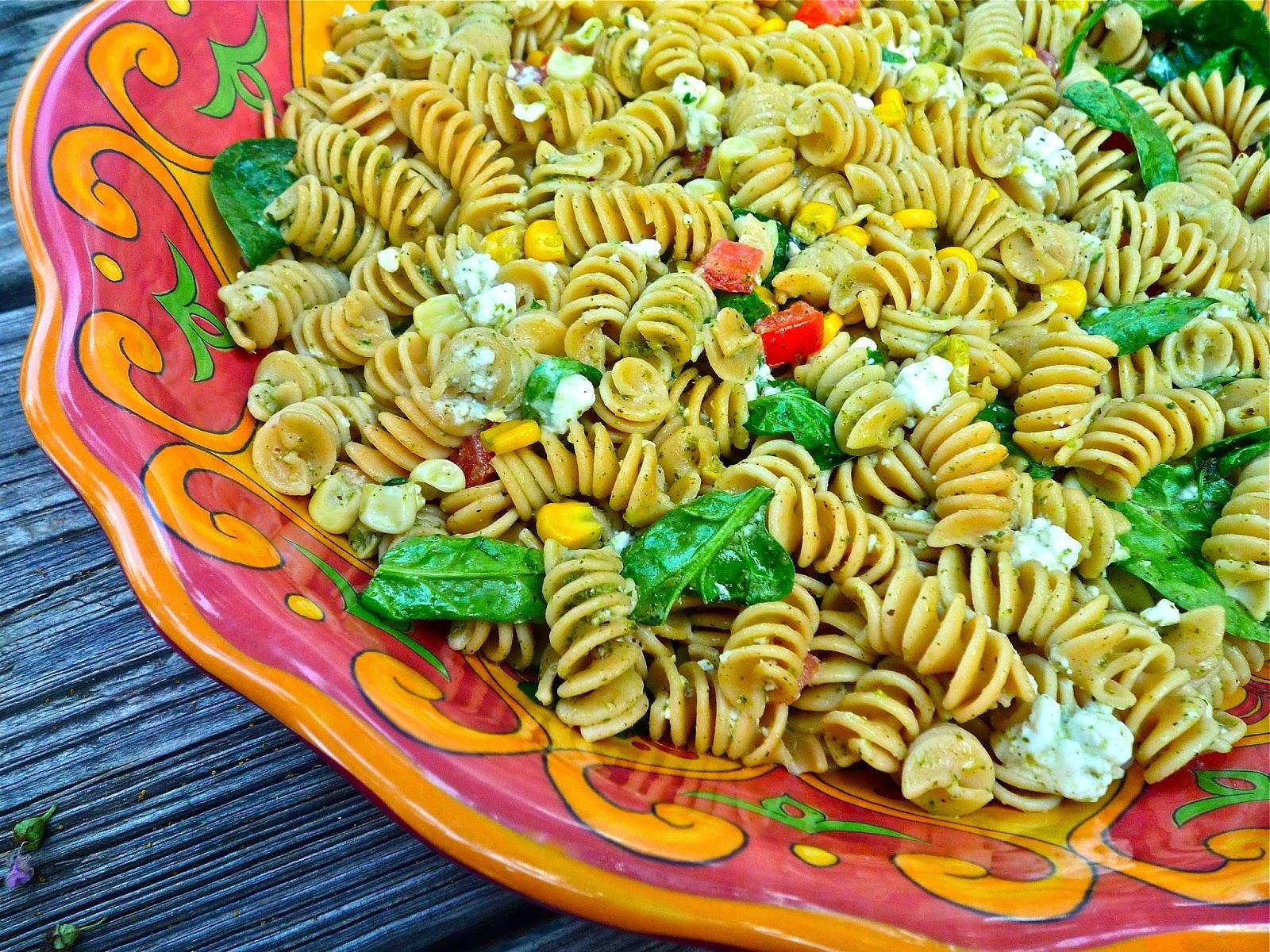 warm pasta salads
