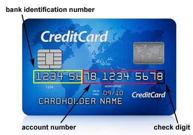 مدونة الشهاب تعلم كيف يتم توليد أرقام البطاقات الإئتمانية