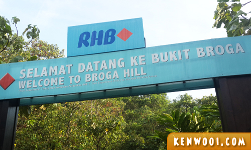 broga hill welcome