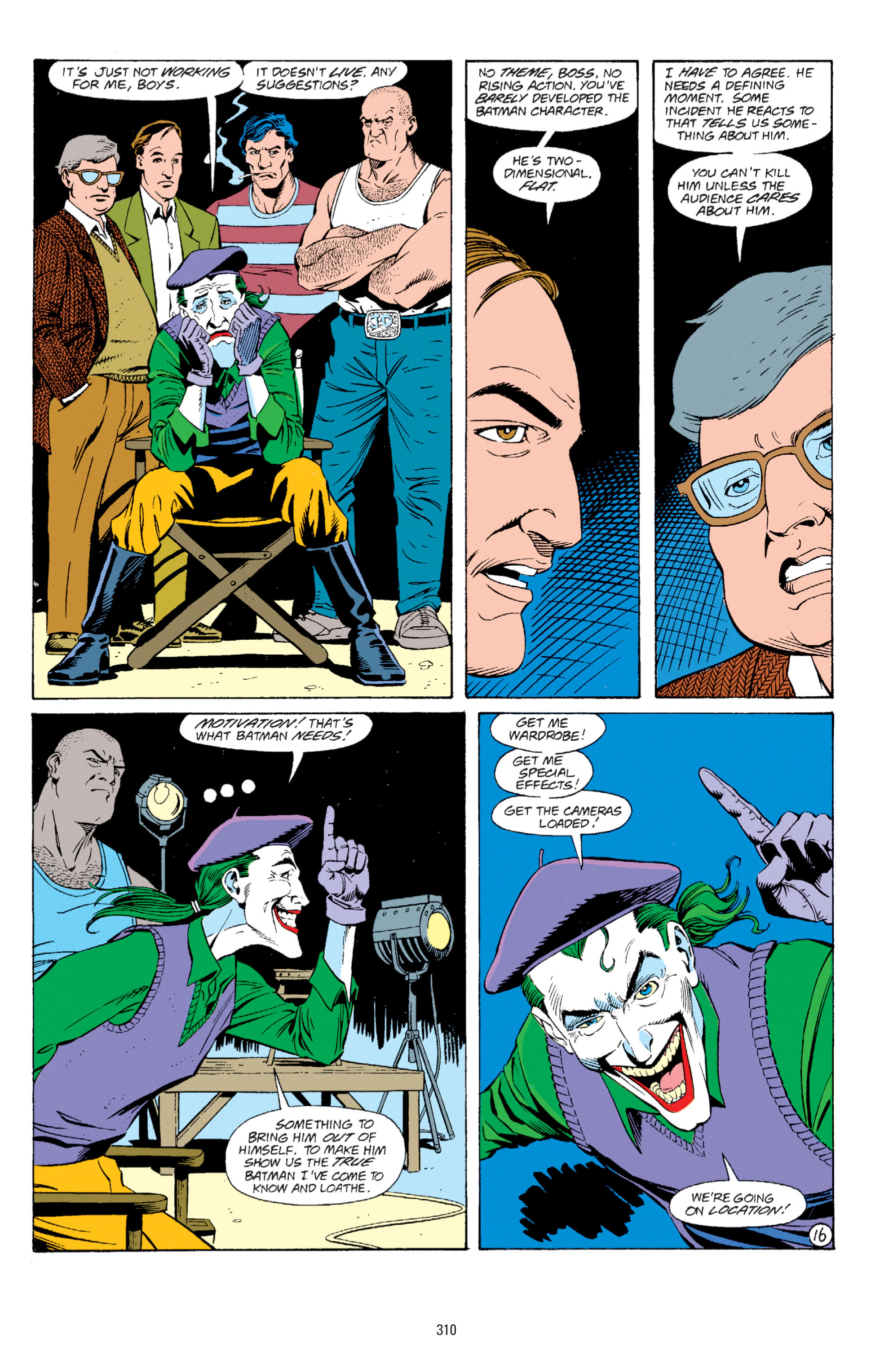Detective Comics (1937) 671 Page 16