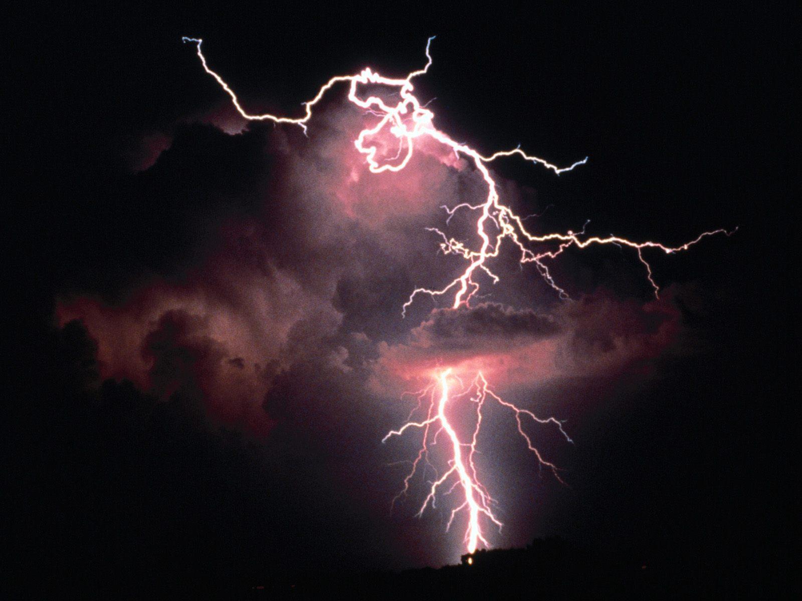 lightning strike wallpaper-#7