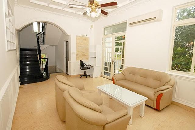 Phòng khách - An Bình Nha Trang
