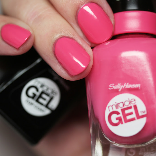 Sally Hansen Miracle Gel 339 Electric Pop