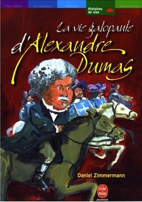 la vie galopante d'Alexandre Dumas