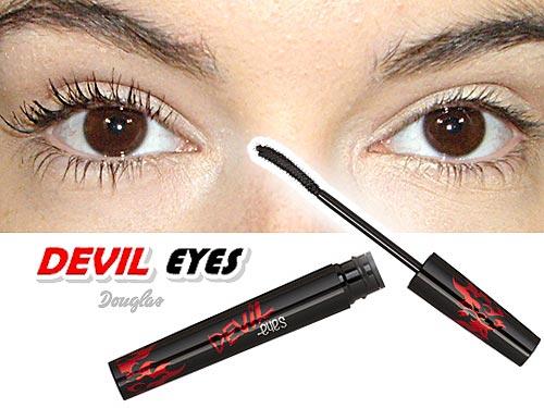 Resultado máscara de pestañas Devil Eyes Douglas