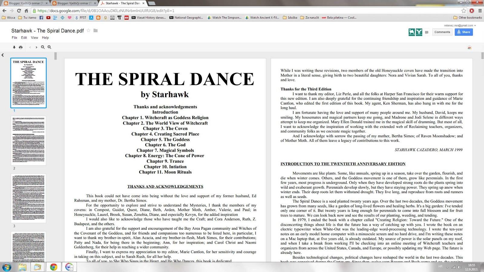 The Spiral Dance Starhawk Pdf Download